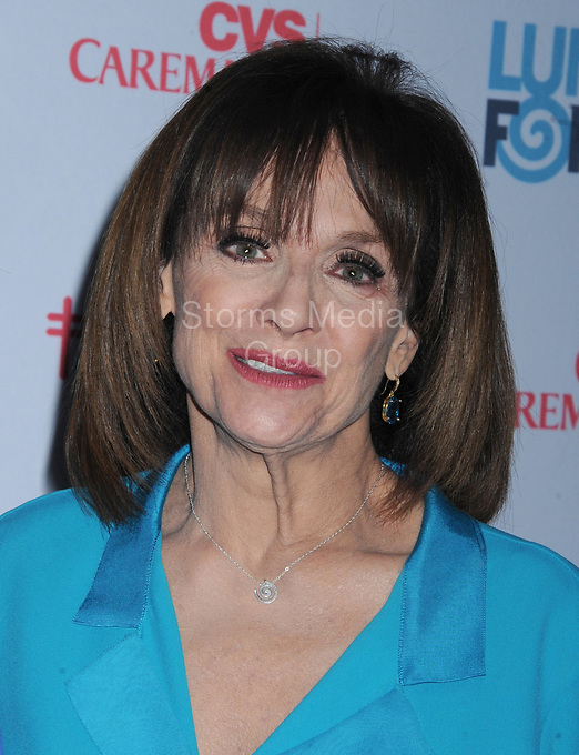 NEW YORK, NY - MAY 13: Valerie Harper attends the American Lung Association's LUNG FORCE national media kickoff event at Houston Hall on May 13, 2014 in New York City. <br /> <br /> <br /> People:  Valerie Harper