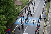 Eddie Dunbar (IRE/INEOS) <br /> <br /> Stage 9 (ITT): Riccione to San Marino (34.7km)<br /> 102nd Giro d'Italia 2019<br /> <br /> ©kramon