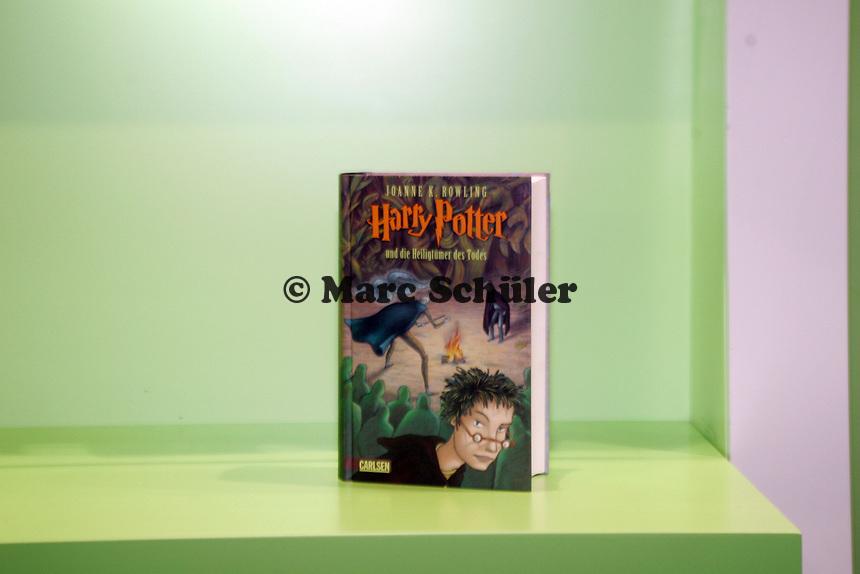 Letzter Band der Harry Potter Reihe
