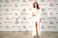 Monte-Carlo, Monaco, 18/06/2017 - 30th Anniversary of 'The Bold and the Beautiful' party Arrival Photocall at the Monte-Carlo Bay, Monaco, during the 57th Monte-Carlo Television Festival. Reign Edwards. # 30EME ANNIVERSAIRE DE 'AMOUR, GLOIRE ET BEAUTE'