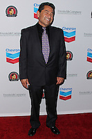 LOS ANGELES, CA, USA - MARCH 27: Mike Gomez at the Cesar Chavez Foundation's 2014 Legacy Awards Dinner held at the Millennium Biltmore Hotel on March 27, 2014 in Los Angeles, California, United States. (Photo by Xavier Collin/Celebrity Monitor)