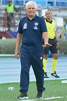 BARRANQUILLA - COLOMBIA ,13-07-2019: Julio Comesaña director técnico del Atlético Junior   ante el  Deportes Tolima  durante partido por la fecha 1 de la Liga Águila II 2019 jugado en el estadio Metropolitano Roberto Meléndez de la ciudad de Barranquilla . / Julio Comesaña coach of Atletico Junior agaisnt of Deportes Tolima during the  match for the date 1 of the Liga Aguila I 2019 played at Metropolitano Roberto Melendez Satdium in Barranquilla City . Photo: VizzorImage / Alfonso Cervantes / Contribuidor.