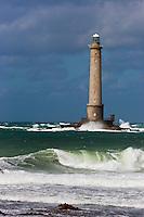 Europe/France/Normandie/Basse-Normandie/50/Manche/Auderville: Cap de la Hague,  Goury Phare de La Hague // Europe/France/Normandie/Basse-Normandie/50/Manche/Auderville: Port Goury , the lighthouse of La Hague