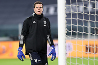 3rd January 2021, Allianz Stadium, Turin Piedmont, Italy; Serie A Football, Juventus versus Udinese; Wojciech Szczesny of Juventus Fc before the Serie A match between Juventus FC and Udinese