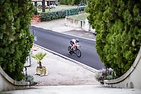 Dana Rozlapa (LAT)<br /> <br /> Women Elite Time trial from Imola to Imola (31.7km)<br /> <br /> 87th UCI Road World Championships 2020 - ITT (WC)<br /> <br /> ©kramon