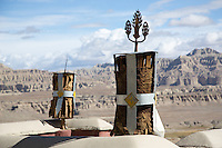 The Palace Complex at Guge Kingdom, Far Western Tibet