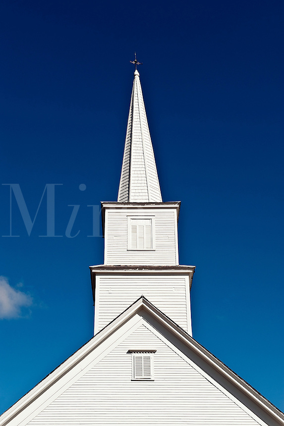 Church, Andover, Vermont, VT, USA