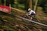 European CX Champion Eli Iserbyt (BEL/Pauwels Sauzen-Bingoal)<br /> <br /> 2020 Superprestige Gavere (BEL)<br /> <br /> ©kramon