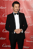 PALM SPRINGS, CA - JANUARY 04: Jeremy Renner arriving at the 25th Annual Palm Springs International Film Festival Awards Gala held at Palm Springs Convention Center on January 4, 2014 in Palm Springs, California. (Photo by Xavier Collin/Celebrity Monitor)