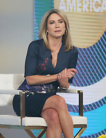 Aprl 06, 2021. Amy Robach at Good Morning America in New York April 06, 2021 Credit:RW/MediaPunch