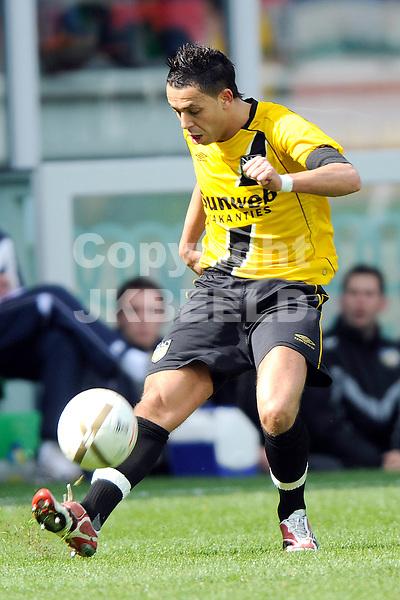 voetbal fc groningen - nac erediivisie seizoen 2007-2008 06-04-2008 .ahmed ammi.fotograaf Jan Kanning