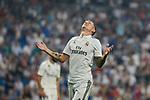 Real Madrid's Toni Kroos during La Liga match. September 01, 2018. (ALTERPHOTOS/A. Perez Meca)