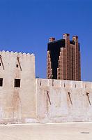 Vereinigte arabische Emirate (VAE, UAE), Sharja, in der Heritage Area