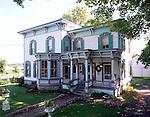 The White House Berries Inn Restaurant and B&B at Route 20.Bridgewater, NY