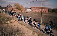 'rolling in'<br /> <br /> 50th GP Samyn 2018<br /> Quaregnon > Dour: 200km (BELGIUM)