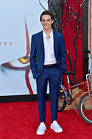 "LOS ANGELES, USA. August 27, 2019: Jack Dylan Grazer at the premiere of ""IT Chapter Two"" at the Regency Village Theatre.<br /> Picture: Paul Smith/Featureflash"