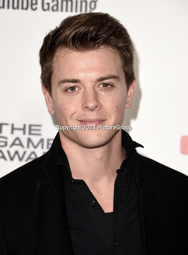 LOS ANGELES - DECEMBER 6: Chad Duell attends the 2018 Game Awards at the Microsoft Theater on December 6, 2018 in Los Angeles, California. (Photo by Scott Kirkland/PictureGroup)