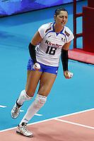 Carolina Costagrande <br /> Milano 11-10-2014 Forum Assago Mondiali <br /> Volley Women's World Championship Italy 2014 <br /> Italia <br /> Foto Insidefoto