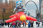 STL Thanksgiving Day Parade 2011