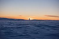 Die Hochebene Hardangervidda in Norwegen im Winter.<br /> Die Hochebene ist ein Plateaufjell in Norwegen und die groesste Hochebene Europas.<br /> 10.1.2020, Dyranut, Hardangervidda<br /> Copyright: Christian-Ditsch.de<br /> [NUR FUER REDAKTIONELLE ZWECKE! Werbung nur auf Anfrage beim Fotografen.Inhaltsveraendernde Manipulation des Fotos nur nach ausdruecklicher Genehmigung des Fotografen. Vereinbarungen ueber Abtretung von Persoenlichkeitsrechten/Model Release der abgebildeten Person/Personen liegen nicht vor. NO MODEL RELEASE! Don't publish without copyright Christian-Ditsch.de, Veroeffentlichung nur mit Fotografennennung, sowie gegen Honorar, MwSt. und Beleg. Konto: I N G - D i B a, IBAN DE58500105175400192269, BIC INGDDEFFXXX, Kontakt: post@christian-ditsch.de<br /> Bei der Bearbeitung der Dateiinformationen darf die Urheberkennzeichnung in den EXIF- und  IPTC-Daten nicht entfernt werden, diese sind in digitalen Medien nach §95c UrhG rechtlich geschuetzt. Der Urhebervermerk wird gemaess §13 UrhG verlangt.]