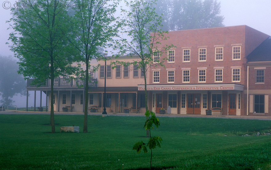 The Wabash & Erie Canal Conference & Interpretive Center