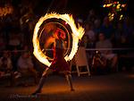 Día de Los Muertos Fire Dance #3, Sedona, Arizona