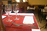 Interior, Les Enfants Rouge Restaurant, Paris, France, Europe