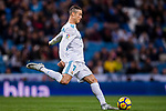 Cristiano Ronaldo of Real Madrid in action during the La Liga 2017-18 match between Real Madrid and UD Las Palmas at Estadio Santiago Bernabeu on November 05 2017 in Madrid, Spain. Photo by Diego Gonzalez / Power Sport Images