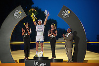Champs-Elysées stage winner: Marcel Kittel (DEU)<br /> <br /> Tour de France 2013<br /> (final) stage 21: Versailles - Paris Champs-Elysées<br /> 133,5km