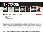 "All About Photo spotlighted 20 photographs from Michael Knapstein's ""Midwest Memoir"" portfolio."