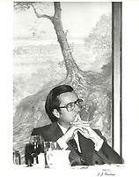 Robert Bourassa discours le 3 octobre 1979<br /> <br /> PHOTO :  Agence Quebec Presse