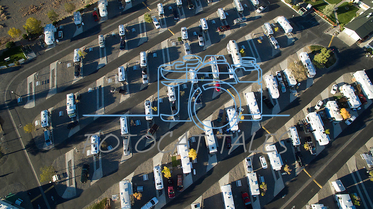Aerial views of Silver City RV park in Indian Hills, Nev., on Sunday, Oct. 11, 2015<br /> Photo by Mark Carmonne