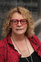 Michelle Blanc<br />  au Gala Phenicia de la Chambre de Commerce LGBT du Québec, tenu au Parquet de la Caisse de Depots et Placements du Quebec, jeudi, 26 mai 2016.<br /> <br /> <br /> PHOTO : Pierre Roussel -  Agence Quebec Presse