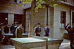 Stone Ping-pong Table