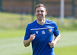 St Johnstone players back for the first day of training at McDiarmid Park in preparation for the 2019-2020 season…25.06.19<br />Pictured David McMillan<br />Picture by Graeme Hart.<br />Copyright Perthshire Picture Agency<br />Tel: 01738 623350  Mobile: 07990 594431