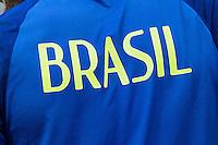 A Brasil / Brazil sign