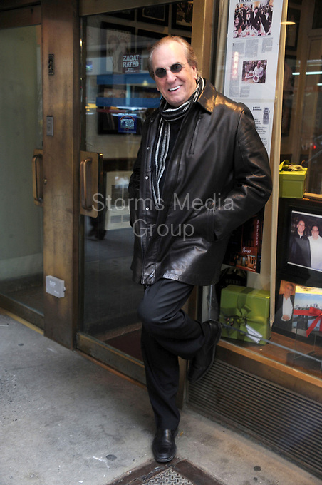 NEW YORK, NY - DECEMBER 11: Patsy's Italian Restaurant, known for years as Frank Sinatra's favorite, will pay tribute to their number one customer by offering his favorite dishes on Friday, December 10, 2010 at 1pm -- two days before his 95th birthday.  Confirmed guests include Joan Hamburg, Danny Aiello, Steve Tyrell, and the author of Sessions With Sinatra, Charles Grenada. on December 11, 2010 in New York City.<br />  <br /> People:  Danny Aiello
