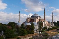 Hagia Sophia View From Above