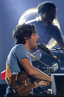 Patrick Watson performs at the Festival d'ete de Quebec (Quebec City Summer Festival) Friday July 17, 2015.