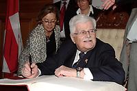 Paul Gerin-Lajoie <br /> le 9 octobre 2007 au cocktail du<br /> Gala des Grands Montrealais a l'Hotel de Ville de Montreal<br /> <br /> photo : Agence Quebec Presse<br />  - Pierre Roussel