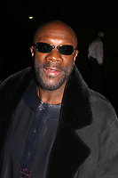 Isaac Hayes At The  Clive Davis Pre-Grammy Party At  The  Regent Wall Street In  New York  City 02/22/2003   Credit: John Barrett/PhotoLink/MediaPunch
