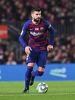 Gerard Pique<br /> 07/12/2019 <br /> Barcelona - Maiorca<br /> Calcio La Liga 2019/2020 <br /> Photo Paco Largo Panoramic/insidefoto <br /> ITALY ONLY