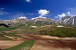Italien, Umbrien, Hochebene in den Sibillinischen Bergen | Italy, Umbria, tableland at the Sibillini mountains