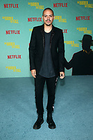 LOS ANGELES, CA - OCTOBER 13: Evan Ross, at the Special Screening Of The Harder They Fall at The Shrine in Los Angeles, California on October 13, 2021. Credit: Faye Sadou/MediaPunch