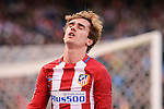Atletico de Madrid Antoine Griezmann during La Liga match between Atletico de Madrid and UD Las Palmas at Vicente Calderon Stadium in Madrid, Spain. December 17, 2016. (ALTERPHOTOS/BorjaB.Hojas)