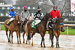 February 28, 2021: Tiger Bait #5 , ridden by Ramon A. Vazquez in the Downthedustyroad Breeders Stakes for trainer Karl Broberg at Oaklawn Park in Hot Springs,  Arkansas.  Ted McClenning/Eclipse Sportswire/CSM