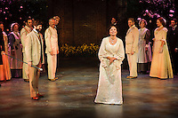 """""""Secret Garden"""" presented by Stages St. Louis at The Robert G. Reim Theatre in Kirkwood, MO on July 21, 2011."""
