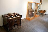L'interno del Museo Donizettiano a Bergamo.<br /> Interior of the Museo Donizettiano in Bergamo.<br /> UPDATE IMAGES PRESS/Riccardo De Luca