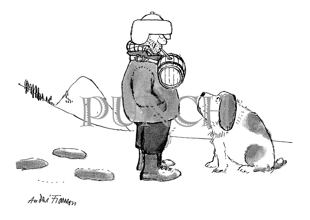 Punch cartoons by Andre Francois | PUNCH Magazine Cartoon Archive