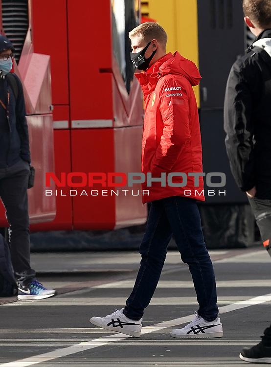 11.10.2020, Nürburgring, Nürburg, Formula 1 Aramco Grosser Preis der Eifel 2020<br /> , im Bild<br />Mick Schumacher<br /> <br /> Foto © nordphoto / Bratic